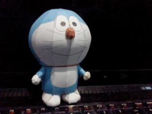 Doraemon Kertas