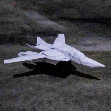 VF-1 Valkyrie Papercraft