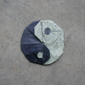 Origami Simbol Taici